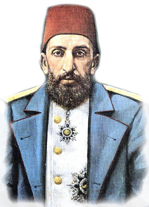 1- OTTOMANS SULTAN II ABDÜLHAMİT HAN RENTED CYPRUS TO GREAT BRITAIN IN 1878