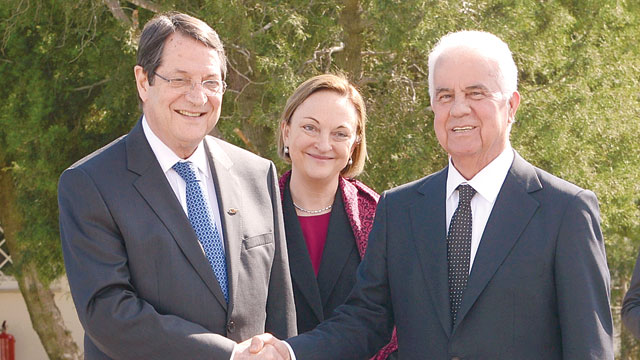 Turkish and Greek Cypriots Joint Declaration 11.02.2014]