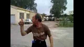 Gazi Magosa nın gülü alinin apaçi dansı