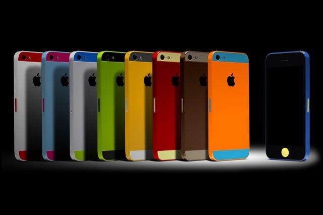 iPhone 5S tanıtımı
