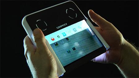 şeffaf ekran ile doğru, hızlı, ergonomik
