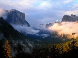 Yükseklere bakıldıkça dağlarında başının dumanlı oldugunu görürsünüz.