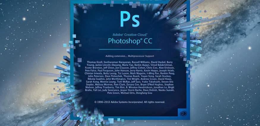 Adobe Photoshop CC 3 Boyutlu Baskı Desteği