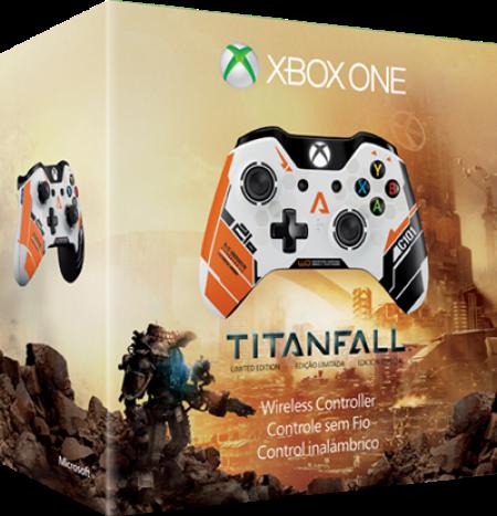 Titanfall a Özel Kol Tasarımı eklendi