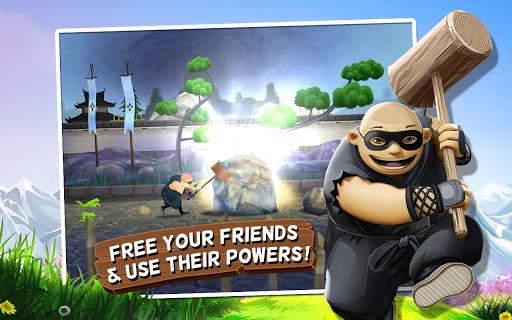 iOS için Mini Ninjas kisa süreliğine ücretsiz sunuluyor