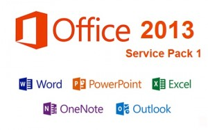 Office 2013 Service Pack 1 İndir