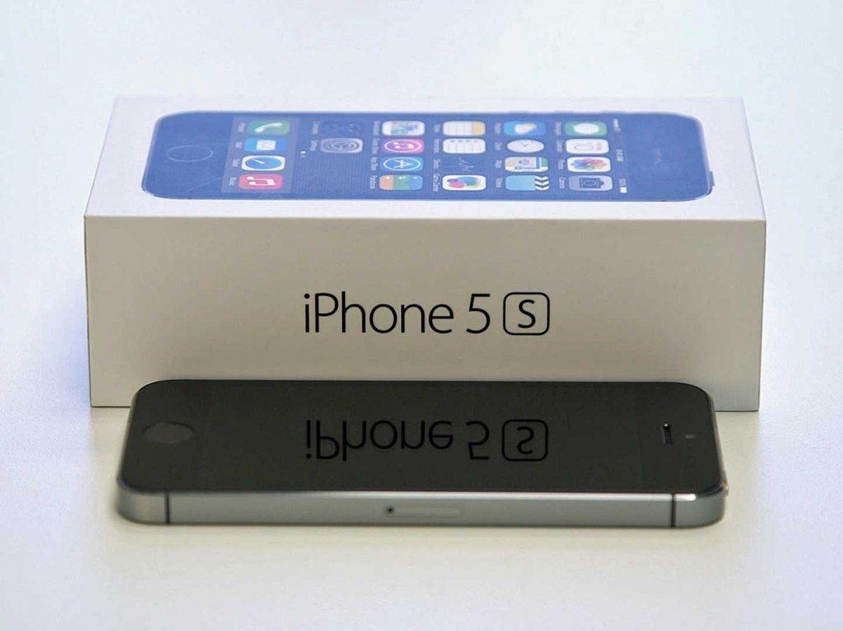 yeni iphone 55s görüntüsünden farklı olacak
