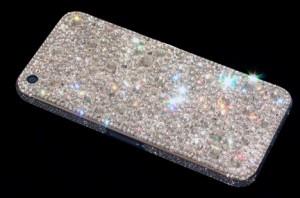 bir milyon dolarlık cep telefonu