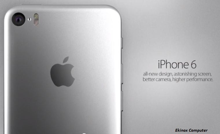 iPhone 6 Konsept 2014