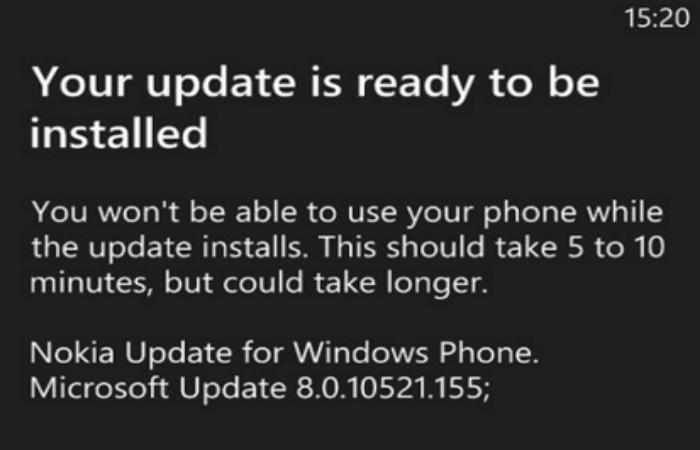 Nokia, Lumia 1520 için yeni güncelleme yayınladı