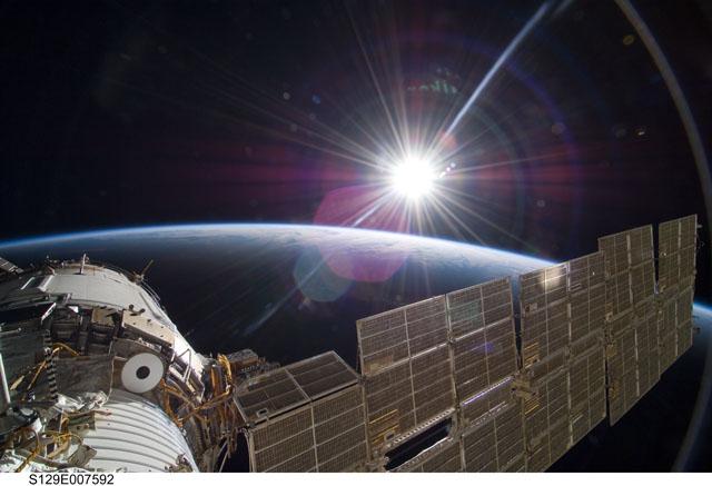 uluslararasi-uzay-istasyonu-goruntulerini