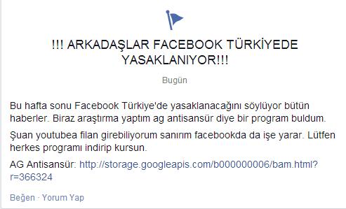 facebook-virüs