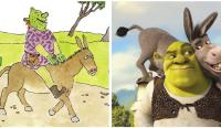 Çizgi film karakterlerinin evrimi