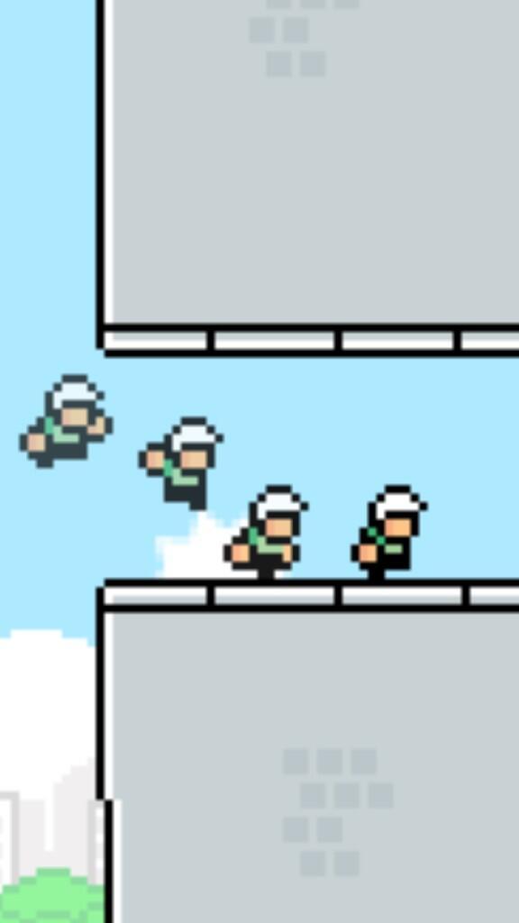 Flappy Bird'ün yaratıcısı yeni oyununu azda olsa gösterdi
