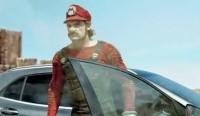Super Mario, Mercedes'in yeni reklamında
