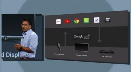 Chromecast Özellikleri ile TV akışları kolay ulaşılır bir hale gelecek.