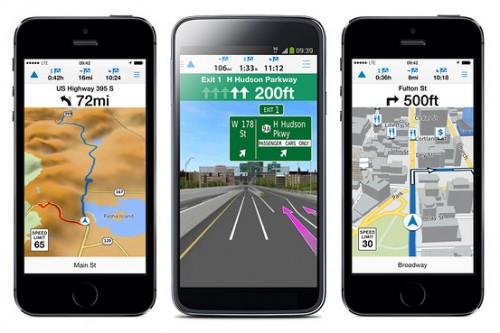 Garmin Viago Navigasyon Sistemi ile kendinize kentsel rehber edinin.