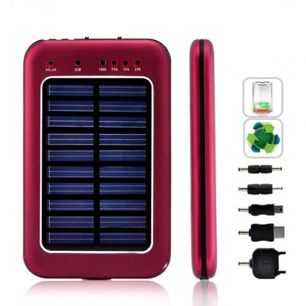 Güneş enerjili şarj cihazı