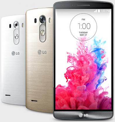 LG G3 eşsiz özellikleri ile teknolojiseverleri bekliyor.