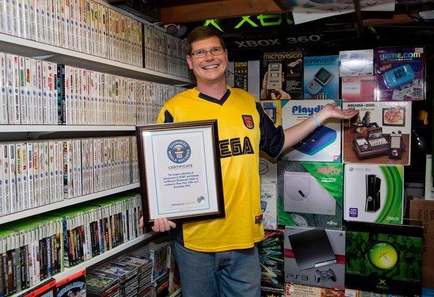 Micheal Thomasson'un Rekorluk Dev Oyun Arşivi Şok Fiyata Satıldı!