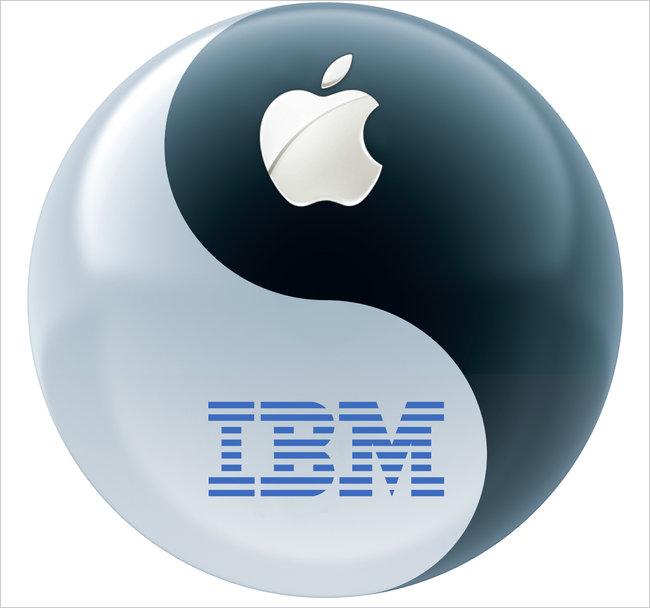 IBM  ile Apple Ortaklığı