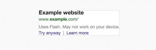 Yeni özellik siteye giriş yapmayı engellemiyor ve sadece uyarı niteliği taşıyor.