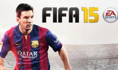 Fifa 2015'in kapağı bu şekilde olacak.