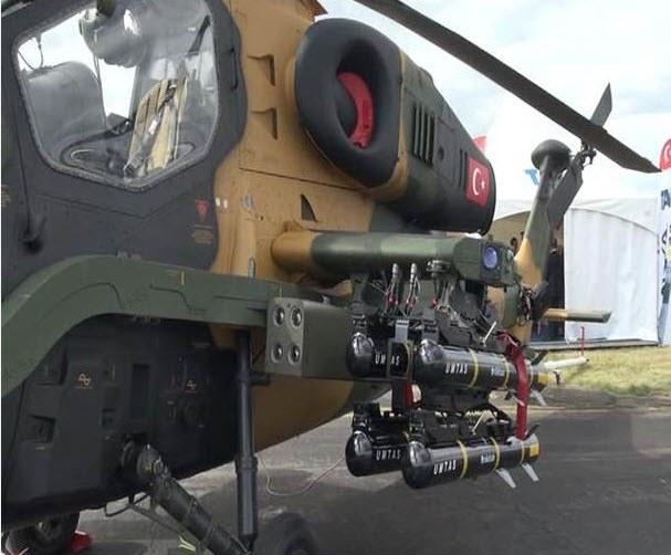 Türk Helikopteri Avrupa'da Görücüye Çıktı