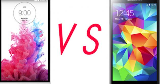 LG G3 Beat ve Samsung Galaxy S5 Mini Karşılaştırma