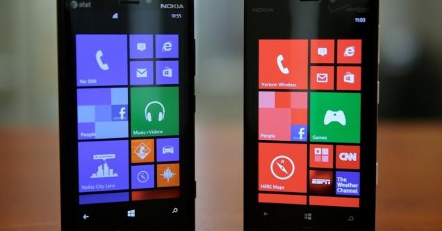 Yeni Lumia İnternete Sızdı