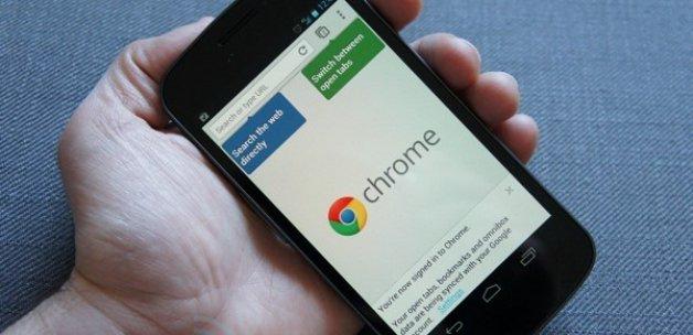 Chrome'nin  enerji , düşmanı hatası!