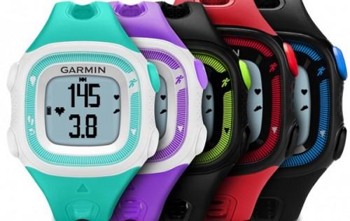 Garmin Forerunner geniş renk seçeneği