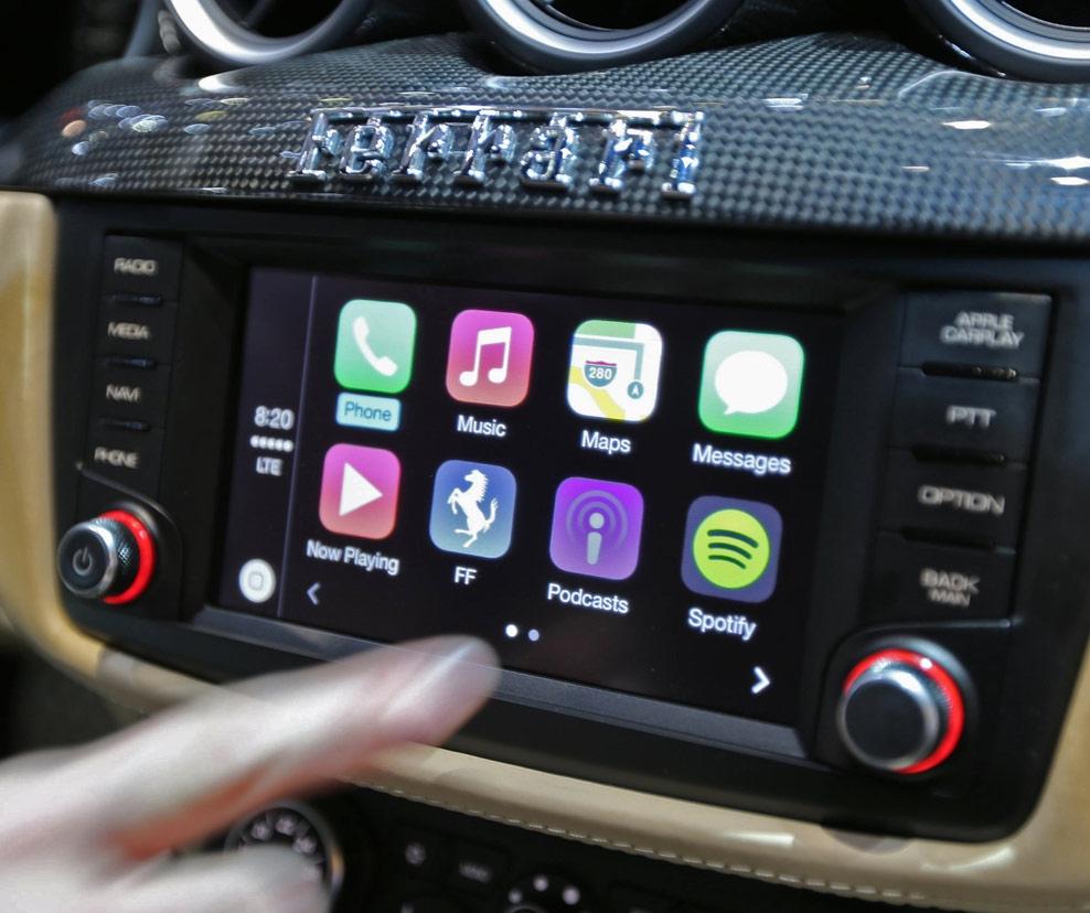 Apple Carplay 9 Yeni Otomobile Daha Geliyor
