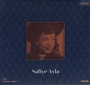 Safiye Ayla'nın Kalan Müzik tarafından çıkarılan derleme albümünün kapağı