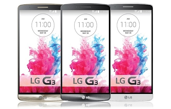 LG G3 Türkiye'de Satışa Çıktı