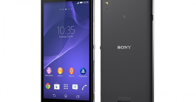 Sony'den Xperia Style
