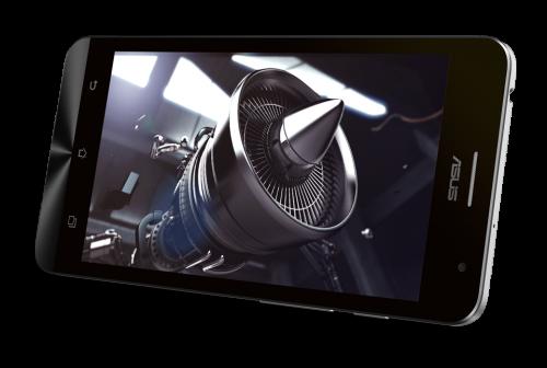 Asus Zenfone 5, grafik gücü yüksek oyunlarda başınızı ağrıtabilir.
