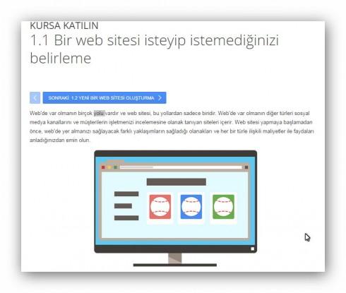 Google Webmaster Akademi
