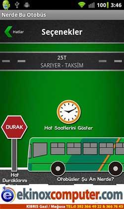 Nerde Bu Otobus